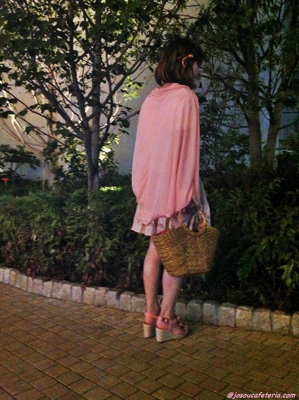 〜初めての外出 新宿のホテル街〜 ゆなちゃん〜