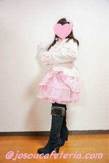初甘ロリ女装 まりりんちゃん