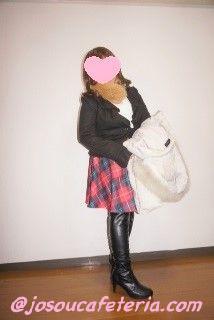 フェミニン系OL女装 まりりんちゃん