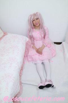 甘ロリ系女装 くるみちゃん