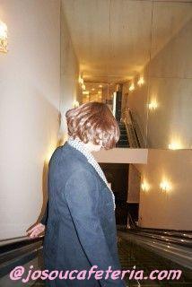 〜品川某ホテル館内お散歩&お食事コース〜まゆみさん