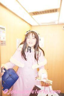 初めてのお誕生日会 ゴスロリ系女装 咲ちゃん その2
