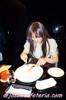 うわー!緊張!!初めての銀座レストランでお誕生会 & かぶり物カラオケコース〜咲ちゃん その2
