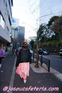 〜初めての振袖外出〜初詣&ショッピング&お食事コース〜 姫華ちゃんその2