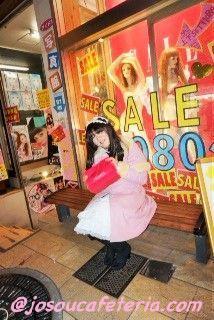 〜初めての原宿 ランジェリーショップでお買い物&カフェ&原宿ラフォーレ散策コース〜咲ちゃん その1