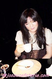 うわー!緊張!!初めての銀座レストラン & かぶり物カラオケコース〜咲ちゃん その3