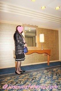 〜ホテルラウンジでしっぽり大人の時間コース〜まゆみさん