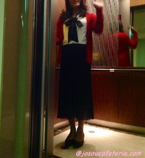 〜品川某ホテルでお散歩〜まゆみさん