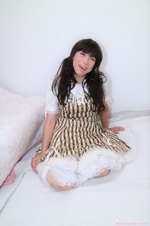 甘ロリ系女装 newひとみちゃん