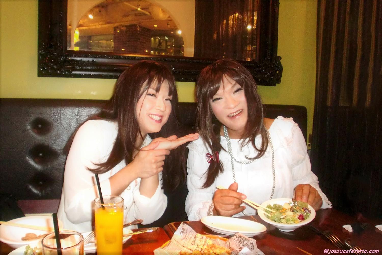 霞ヶ関のおしゃれなレストランで秘密の女子密談会♪ まゆみさん編 りんからの投稿