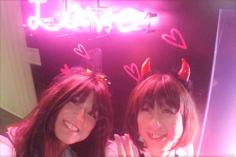 ハロウィン女子イベント♡東京タワー 頂点めざしてレッツ・ゴー♪ 甘ロリ系女装 大原良美さん・・りんからの投稿