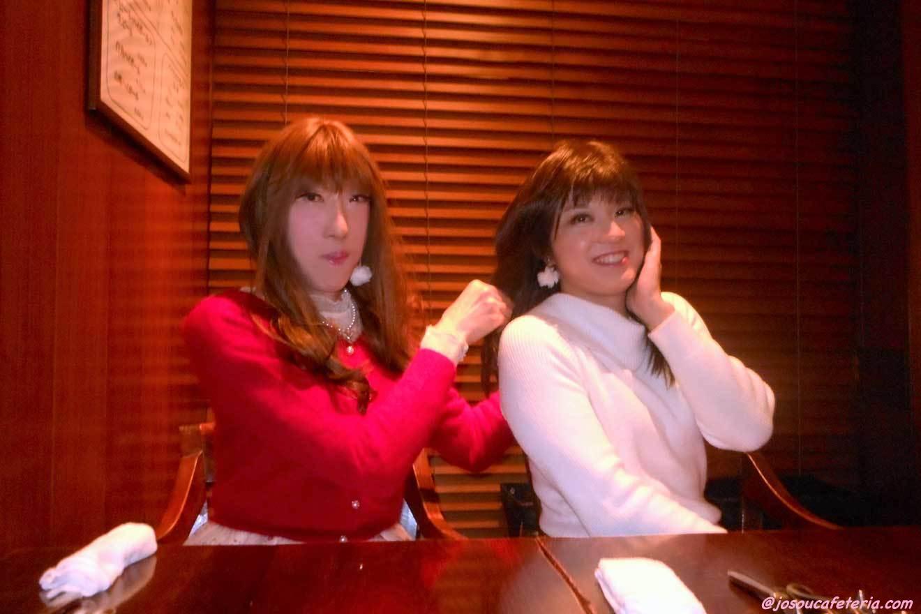大人女子のおしゃれなクリスマス♡ フェミニン系OL女装 加納さん編・・・りんちゃんからの投稿