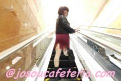 美脚ウォーキングで六本木お散歩♪ コンサバ系カジュアル女装 涼子さん編・・・りんちゃんからの投稿