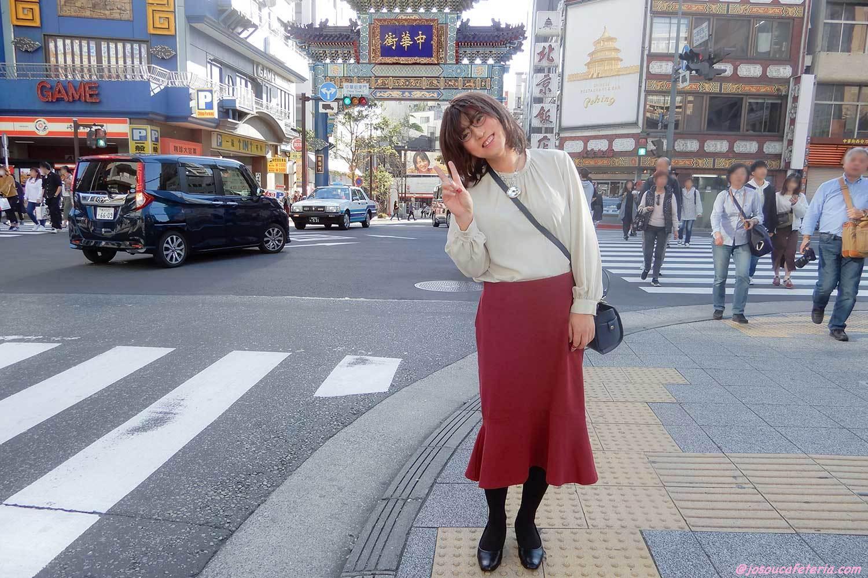 好きなこといっぱい楽しも~☆*:.。. o(≧▽≦)o .。.:*☆ 横浜中華街おしゃれお散歩♪ newまさみちゃん