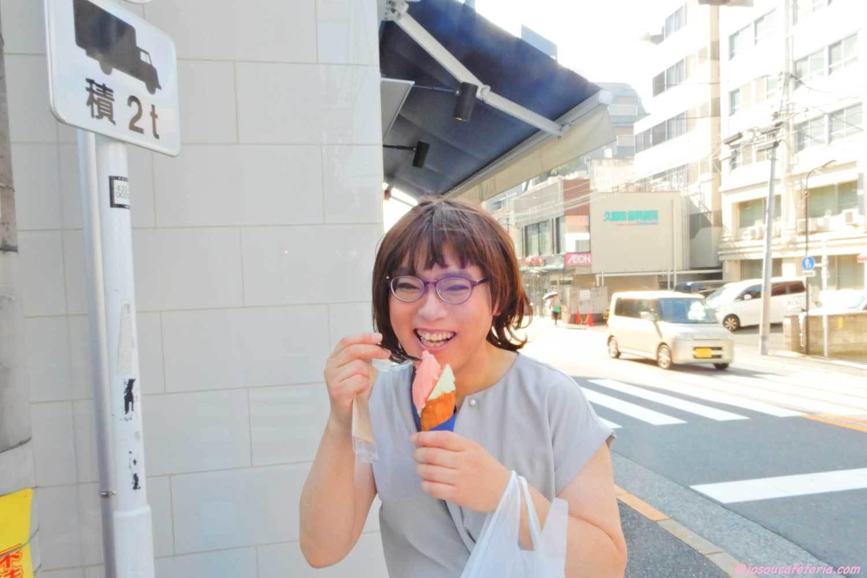 神楽坂~飯田橋お散歩日記♪ newまさみちゃん編
