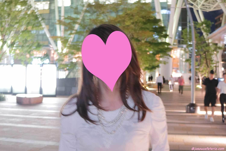 東京ミッドタウンで過ごす素敵な夜♪ はるのともみちゃん編