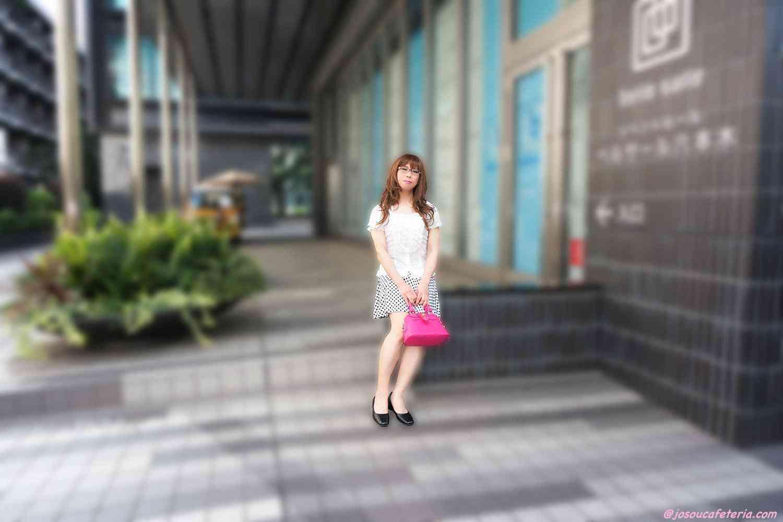 きゃぴきゃぴルンルン♡六本木お散歩♬ newひとみちゃん編
