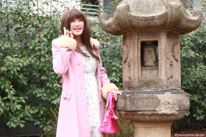 ドキドキ・・・近くの公園へ女子お散歩♪ 横山えみちゃん編