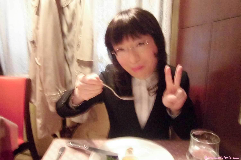 女の子同士♪ほっこりイタリアンで女子会♪ 長谷川めぐみちゃん編