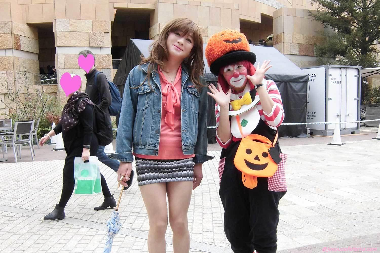 毎年恒例!涼子ちゃんのハロウィン日記♡ 涼子ちゃん編