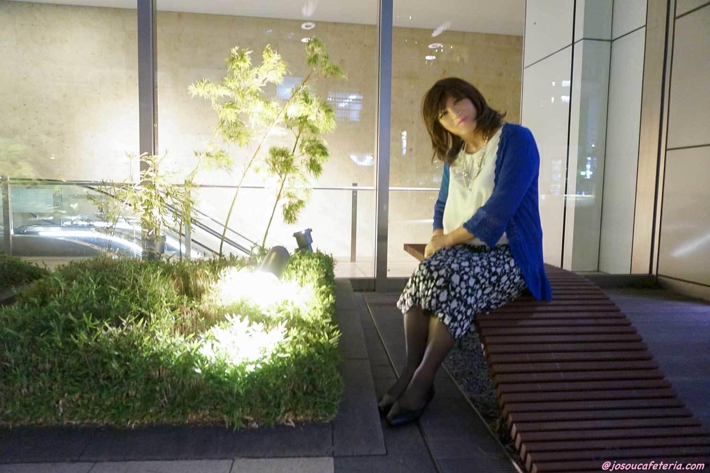 ナイトタイムの六本木を嗜む大人OL女子♪ まゆみさん編