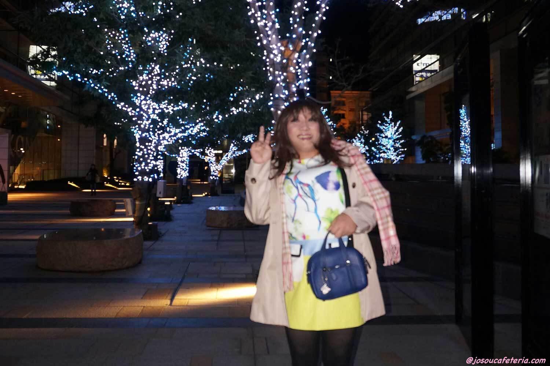 東京ミッドタウン&六本木レストランお散歩♪ さきちゃん