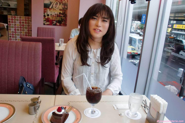 女の子らしいカフェでほっこりティータイム♡ newまさみちゃん