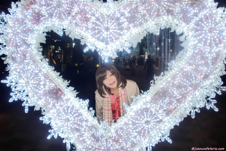 赤坂サカスで冬のおしゃれ女子を満喫♡ まゆみさん編