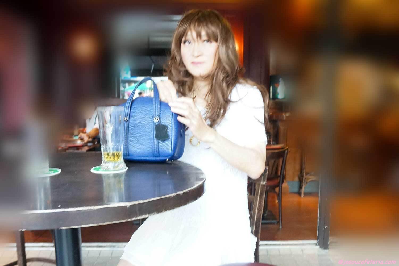 お昼にプラプラ♪おしゃれカフェでプチ女子会♡ かすみちゃん編