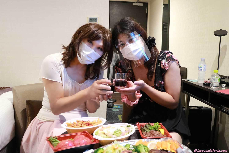空気の澄んだお部屋で安心・安全ほっこり女子会♡ まゆみさん